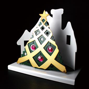 メタメント クリスマス ツリー飾り META-XMAS02Gr