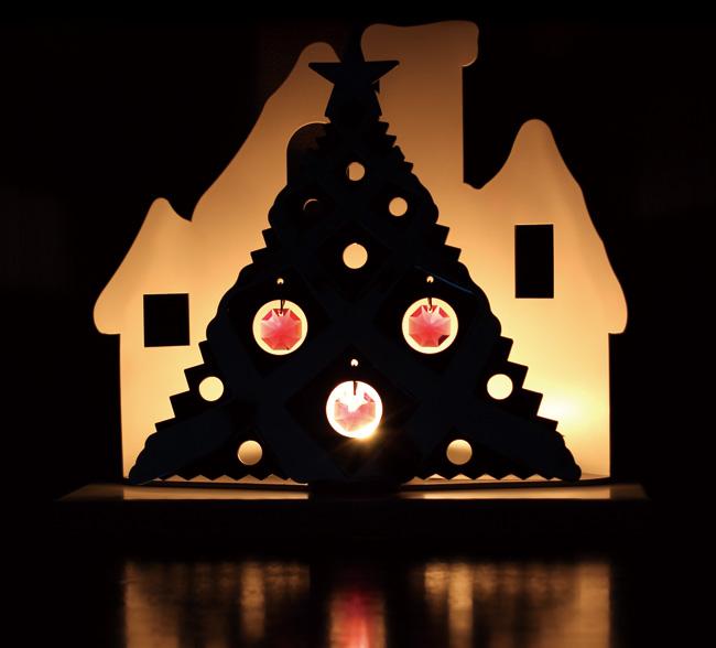 クリスマスを彩るインテリアとして。大切な方へのギフト・贈り物としても。